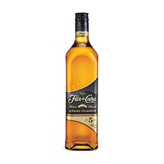 FLOR DE CA�A 5 YEARS OLD RUM