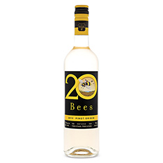 20 BEES PINOT GRIGIO VQA