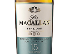 THE MACALLAN 15 YEAR OLD SCOTCH