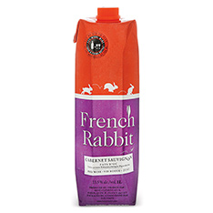 FRENCH RABBIT CABERNET SAUVIGNON CARTON
