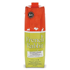 FRENCH RABBIT CHARDONNAY CARTON