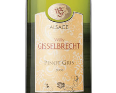 WILLY GISSELBRECHT TRADITION PINOT GRIS 2017