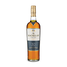 THE MACALLAN FINE OAK 30 YEARS OLD SPEYSIDE SINGLE MALT