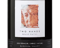 TWO HANDS BRAVE FACES GRENACHE/MOURVÈDRE/SHIRAZ 2015