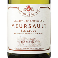 BOUCHARD P�RE & FILS LES CLOUS MEURSAULT 2016