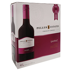 FRENCH CROSS SHIRAZ BAG IN BOX