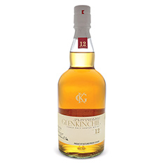 GLENKINCHIE 12 YEARS OLD LOWLAND SINGLE MALT SCOTCH WHISKY