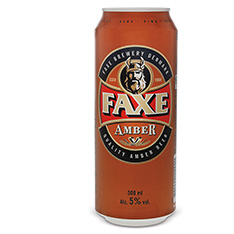 FAXE AMBER LAGER