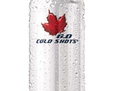 MOLSON CANADIAN COLD SHOTS 6.0
