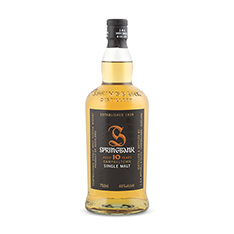 SPRINGBANK 10-YEAR-OLD CAMBELTOWN SINGLE MALT SCOTCH WHISKY