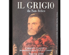 SAN FELICE IL GRIGIO CHIANTI CLASSICO RISERVA 2014