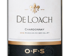 DE LOACH OFS RUSSIAN RIVER VALLEY CHARDONNAY 2013