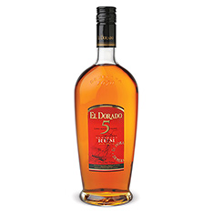EL DORADO 5 YEARS OLD RUM