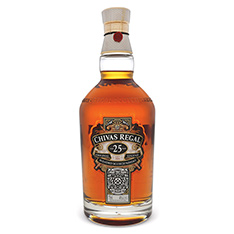 CHIVAS REGAL 25 YEARS OLD SINGLE MALT SCOTCH WHISKY