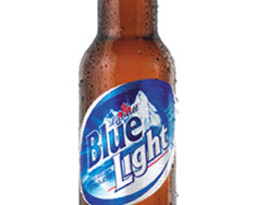 LABATT BLUE LIGHT