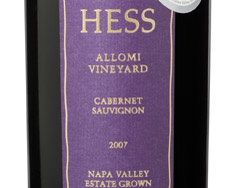HESS COLLECTION ALLOMI CABERNET SAUVIGNON 2017
