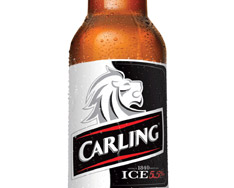 CARLING ICE