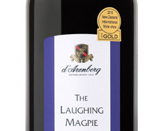 D'ARENBERG THE LAUGHING MAGPIE SHIRAZ/VIOGNIER 2012