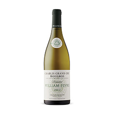 DOMAINE WILLIAM FÈVRE BOUGROS CHABLIS GRAND CRU 2016