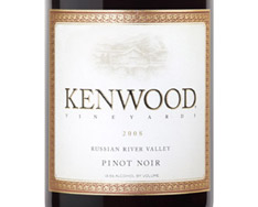 KENWOOD VINEYARDS PINOT NOIR 2016