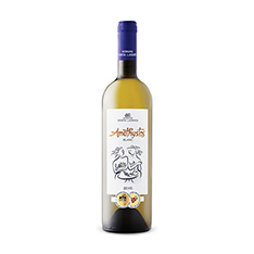 DOMAINE COSTA LAZARIDI AMETHYSTOS WHITE 2015