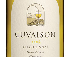 CUVAISON ESTATE CHARDONNAY 2017